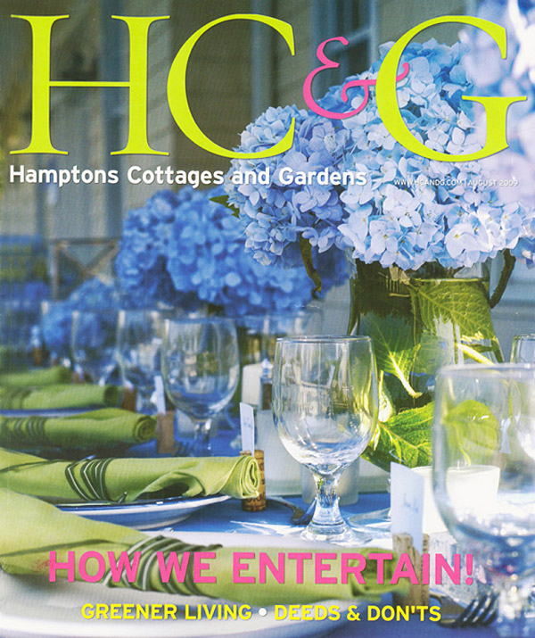 Hamptons Cottages & Gardens Cover